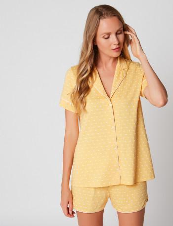 Pyjama short coton PARATI 106
