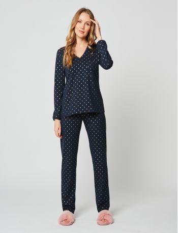 Pyjama CALINE 202 Marine