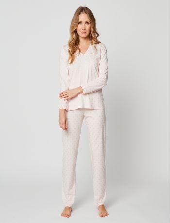 Pyjama CALINE 202 Rose