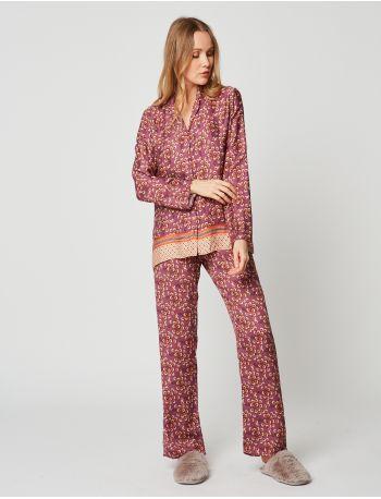 Pyjama boutonné PACHA 206
