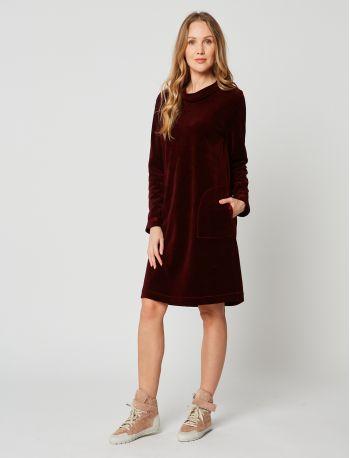 Robe velours PANDORA 240