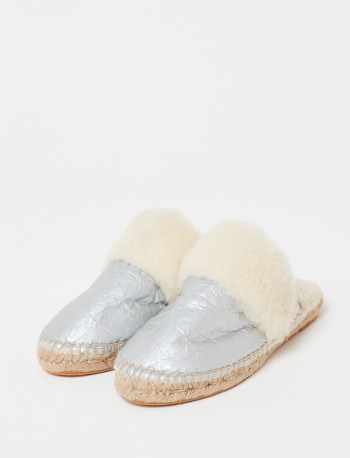 Wool slippers DOLLY naturel