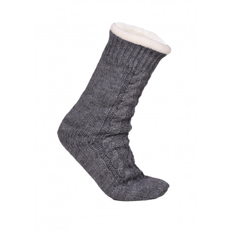 SHIMMER KNIT BOOTS rosewood