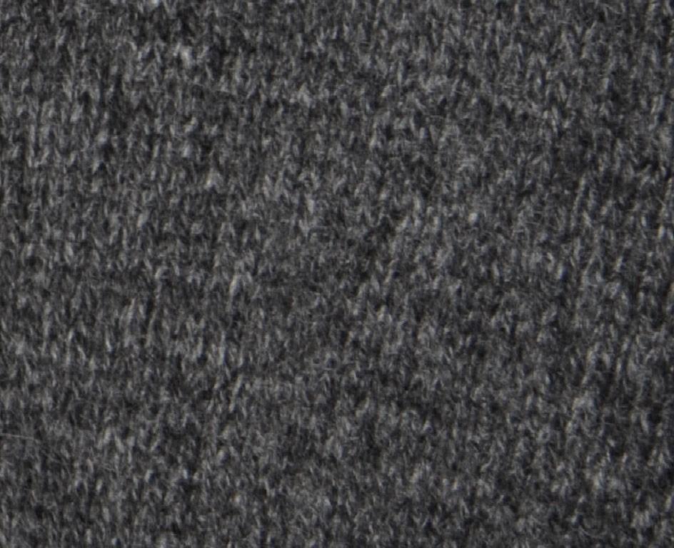 Anthracite cachemire